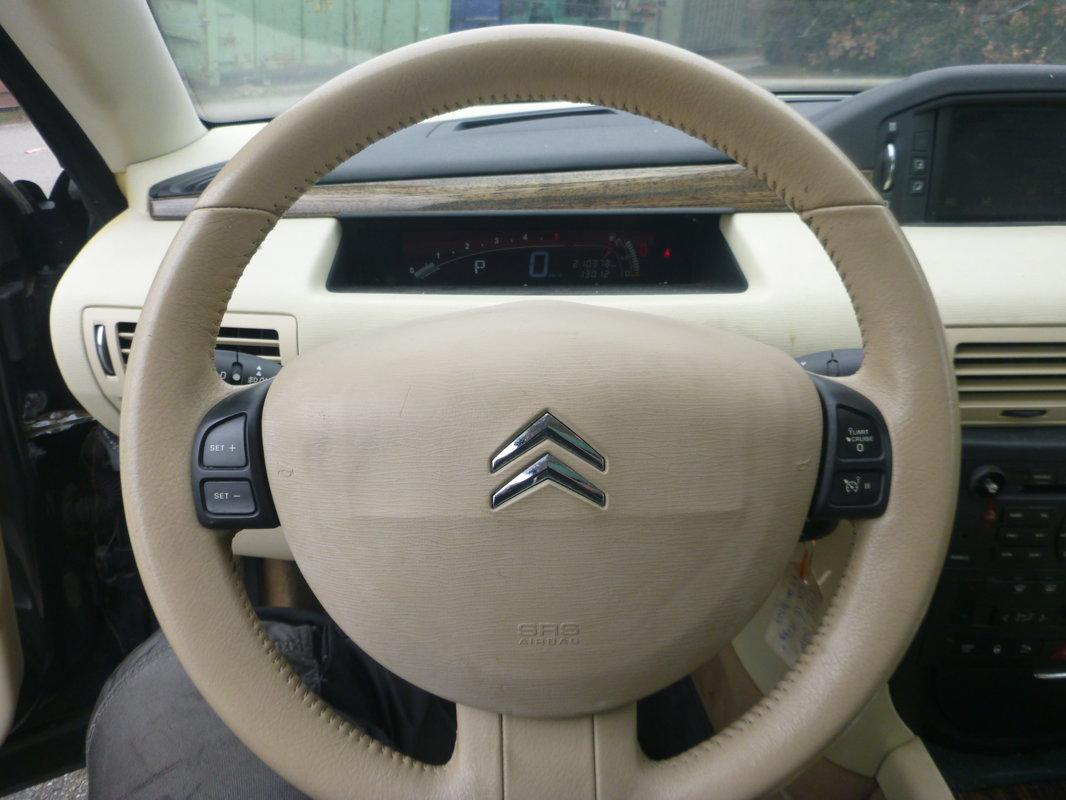 Citroen C6 HDI V6