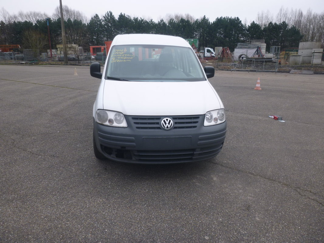 Volkswagen Caddy 2.0SDI