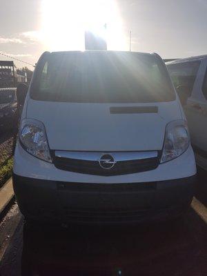 Opel Vivaro (8+1 Zitplaatsen)