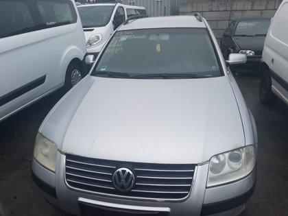 VW Passat (DUITS VOERTUIG)